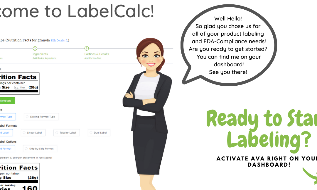Using LabelCalc for Your Classroom