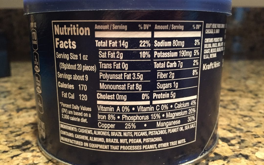 Nutrition Facts Label Size Requirements: What Food Manufacturers Need to Know