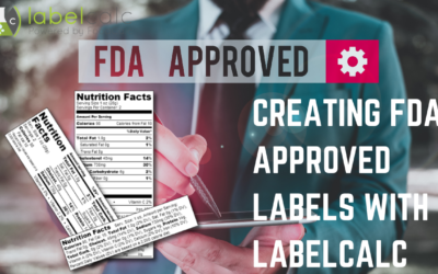 Do I Need to Submit My Nutrition Label to the FDA?