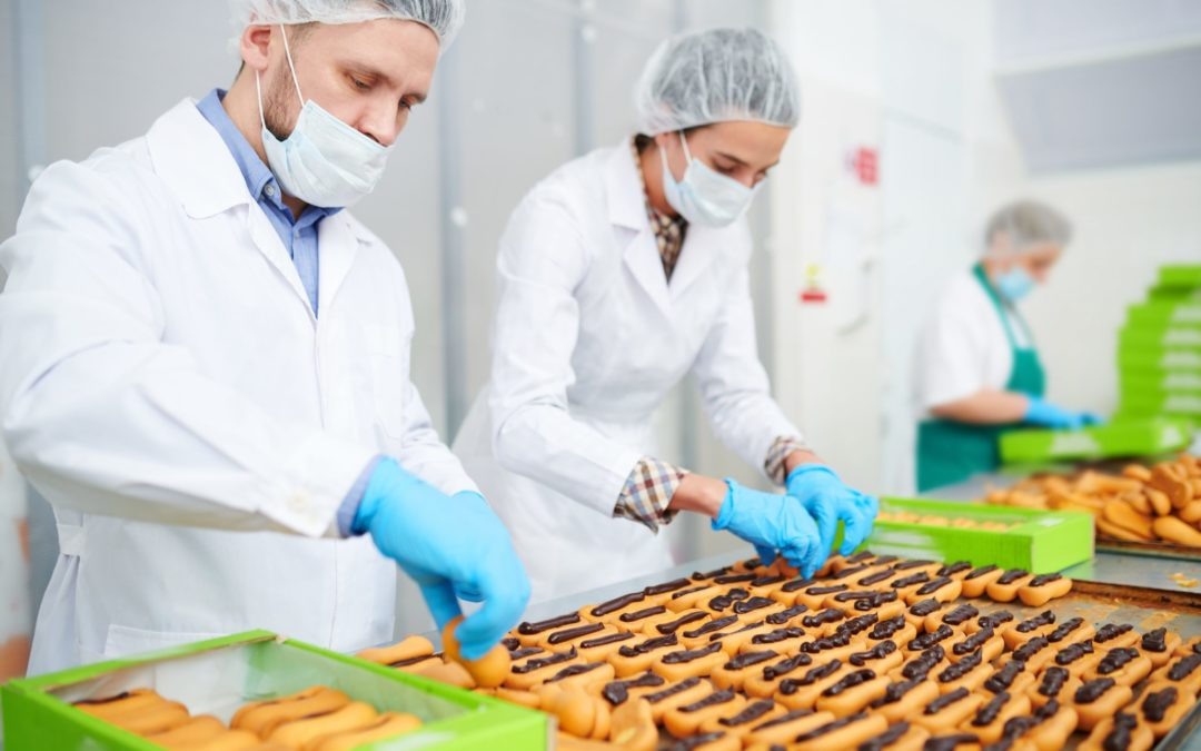 Food Manufacturing and COVID-19: A Survival Guide