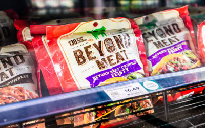 Calling All Manufacturers: It's Time Expand to Plant-Based Food Products