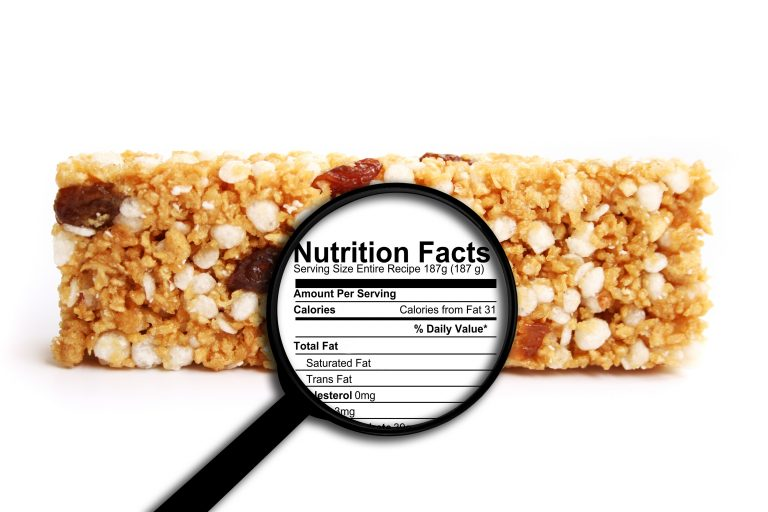 How Your Nutrition Label Makes You FDA-Compliant