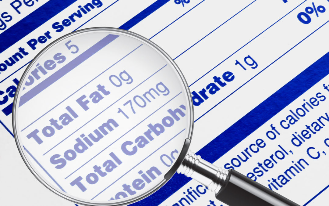 FDA Grants Food Manufacturers Flexibility on their Nutrition Labels During COVID-19