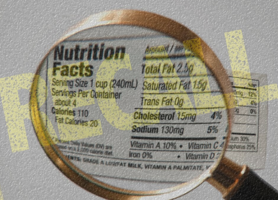 How Accurate Food Labeling Can Save You From a Product Recall